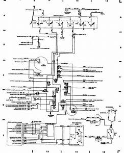 Jeep Cherokee Cruise Control Wiring Diagram