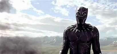 Panther Challa Wakanda Marvel Obsidian Mcu Chadwick