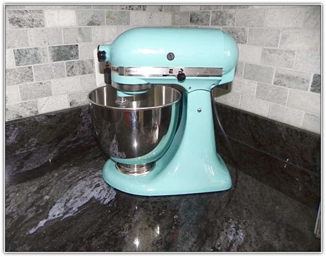 Kitchenaid Stand Mixer Aqua Sky Home Design Ideas