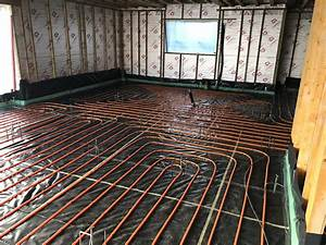 Thermo-screed