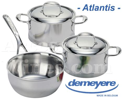 atlantis series demeyere starter set