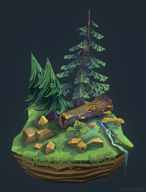polycount polycount recap gameart handpainted