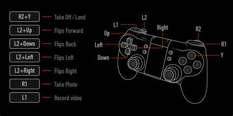 gamesir td button fuctions dji tello drone forum