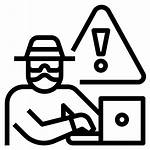 Cyber Attack Icon Icons