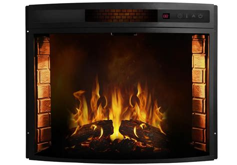 33 Inch Electric Fireplace Insert