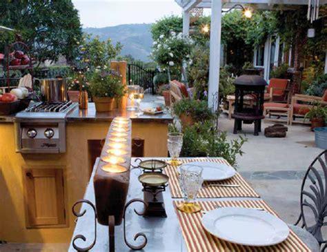 cuisine d été moderne cuisine d 39 été du traditionnel au plus moderne