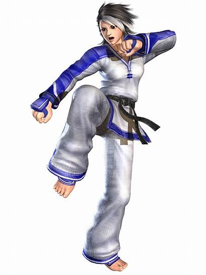 Fighters King Chae Lim Kof Characters Impact
