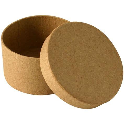 boite en ronde a decorer bo 238 te en ronde 7 cm boite en 224 d 233 corer creavea