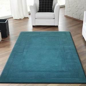 tapis apollon bleu canard 150x210 140e bleu canard With tapis design avec housse canapé bleu canard