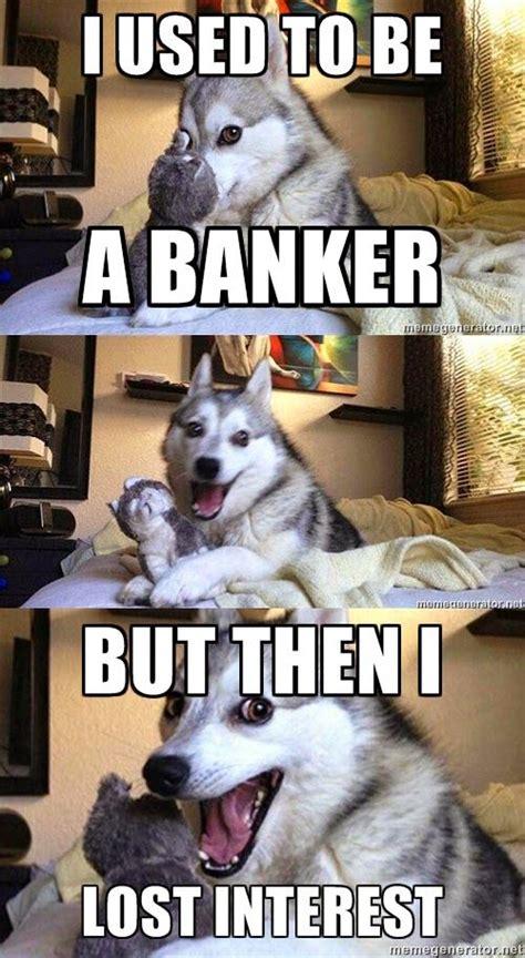 pun dog images  pinterest corny jokes funny