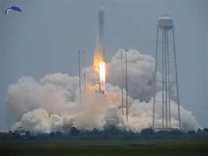 Flawless: Antares sends 'Janice Voss' Cygnus spacecraft ...