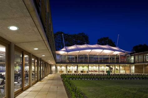 national tennis centre london roehampton  architect