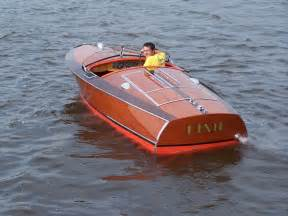 Photos of Wood Speed Boats For Sale
