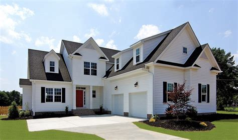 First Floor Master Homes Raleigh