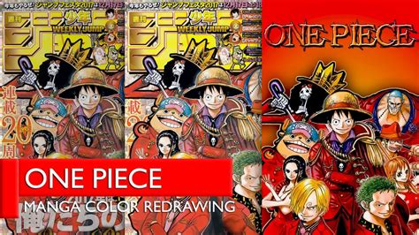 One Piece (weekly Shonen Jump