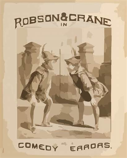 Comedy Shakespeare Errors Crane Clip Robson William