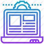 Alignment Icon Premium Gradient Icons Ausrichtung Flaticon