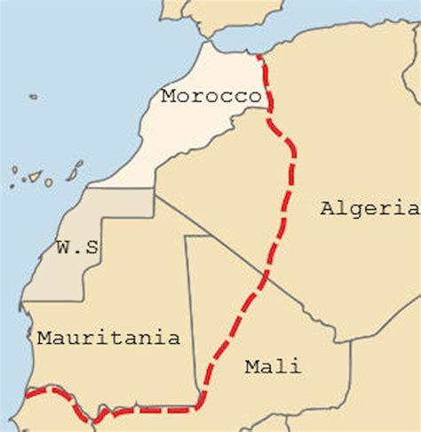 Morocco Maps