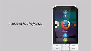 Firefox Os Smart Feature Phone