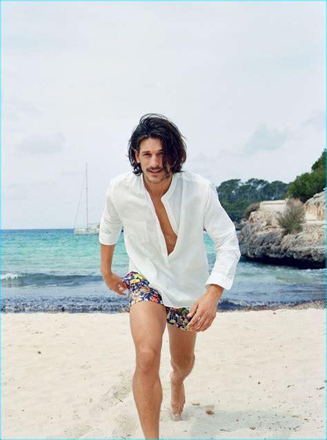 Best 25+ Menu0026#39;s beach fashion ideas on Pinterest   Dress clothes for men Italian sandals and ...