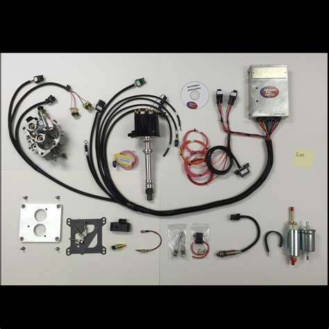 Painles Wiring Harnes Volvo by Chevrolet Marine Complete Tbi System Affordable Fuel