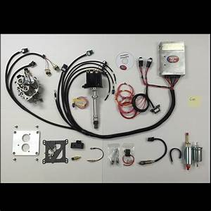 Chevrolet Marine Complete Tbi System