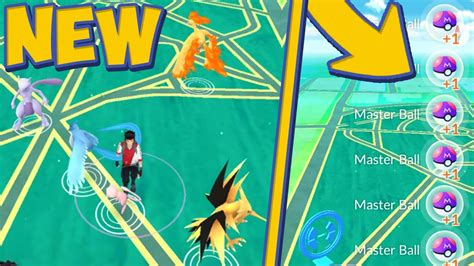 New *insane* 1.5.0 Pokemon Go Hack! Catch Legendary
