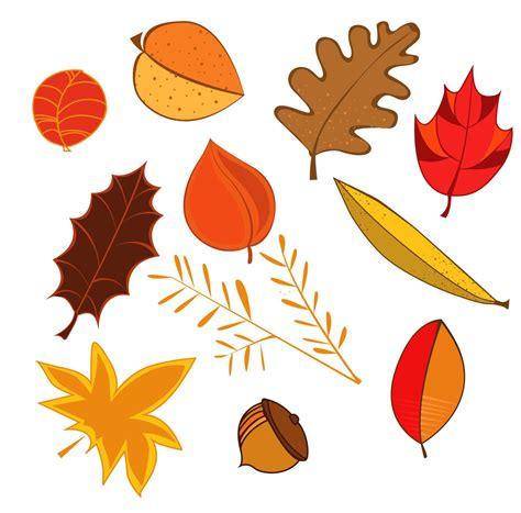 Autumn leaves clip art, leaves cliparts, autumn clipart ...