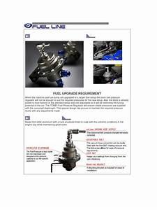 Adjustable Fuel Pressure Regulator