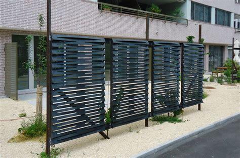 Garten Sichtschutz Eisen by Metall Werk Z 252 Rich Ag Quot Sichtschutz Aus Rohem Stahl