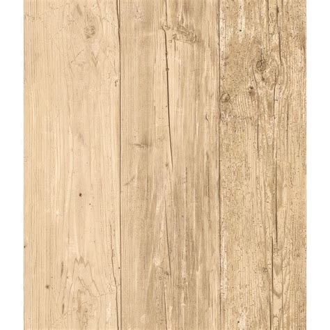 york wallcoverings wood plank wallpaper fk  home depot