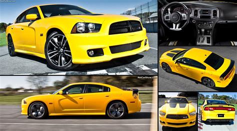 dodge charger srt super bee  pictures information specs
