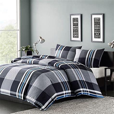 Pantone Nathan Bed Set ink nathan comforter set bed bath beyond