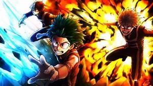 My, Hero, Academia, Anime, Wallpaper, 4k, Ultra, Hd, Id, 3383