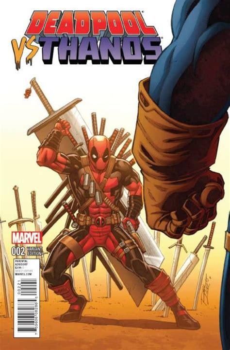 Deadpool Vs Thanos (2015) Issue #2  Deadpool, We And The