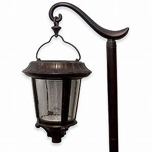 brittania collection hanging solar garden lights set of 2 With outdoor patio lights bed bath and beyond