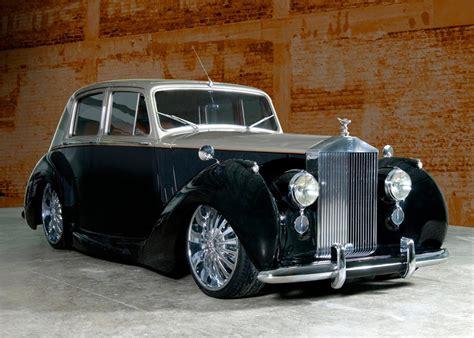rolls royce 1954 rolls royce silver dawn custom 4 door saloon 65791
