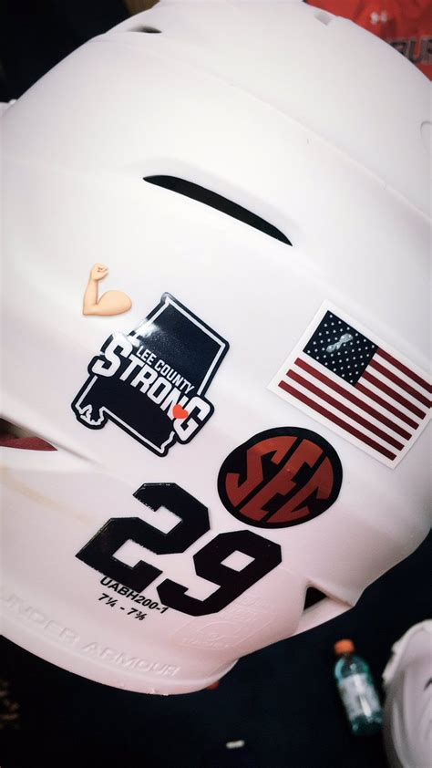 LOOK: Auburn helmets at Pro Day event feature 'Lee County ...