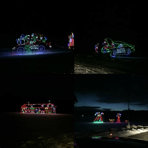 2015 gift of lights new hshire motor speedway usfg nhms