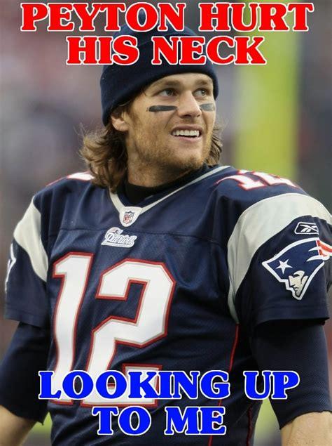 Tom Brady Peyton Manning Meme - tom brady quotes about god quotesgram
