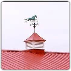 hyh construction company inc cupolas weathervanes With cupola purpose