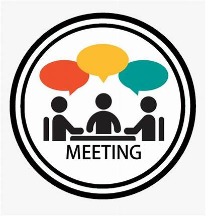 Meeting Icon Minutes Clip Kindpng