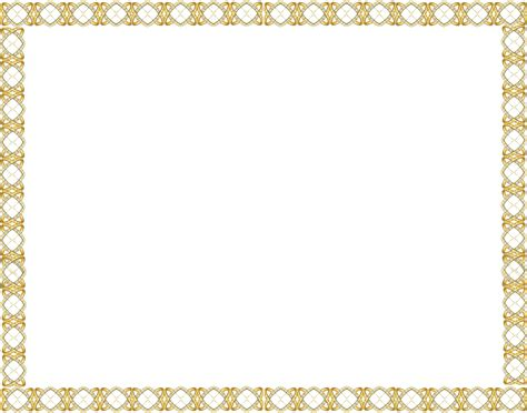 golden border png   icons  png backgrounds