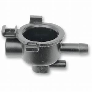 Drag Specialties Fuel Pressure Regulator Housing