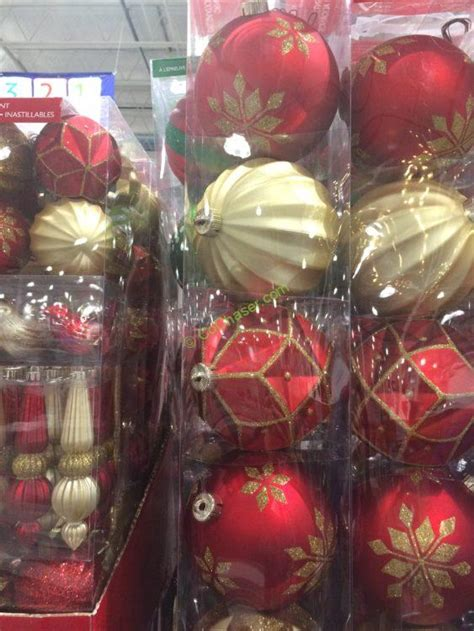 shatter resistant ornaments  pc costcochaser