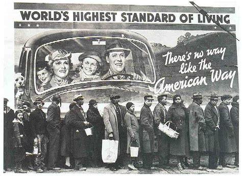 american dream  great depression