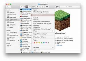 Uninstall Minecraft On Mac