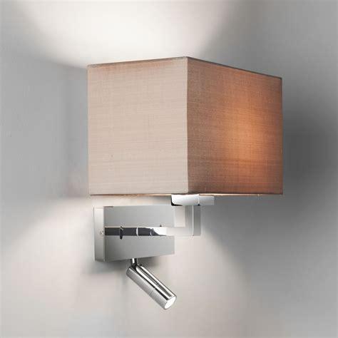 Astro Bedroom Wall Lights by Astro Lighting 7467 Park Reader Dual Wall Light