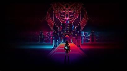 Neon Retro Zelda Legend Wallpapers 1600 1080