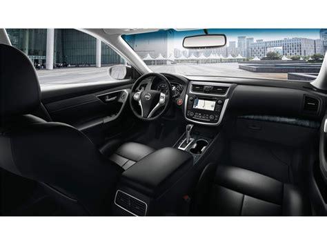 2017 Nissan Altima Interior by 2017 Nissan Altima Interior U S News World Report